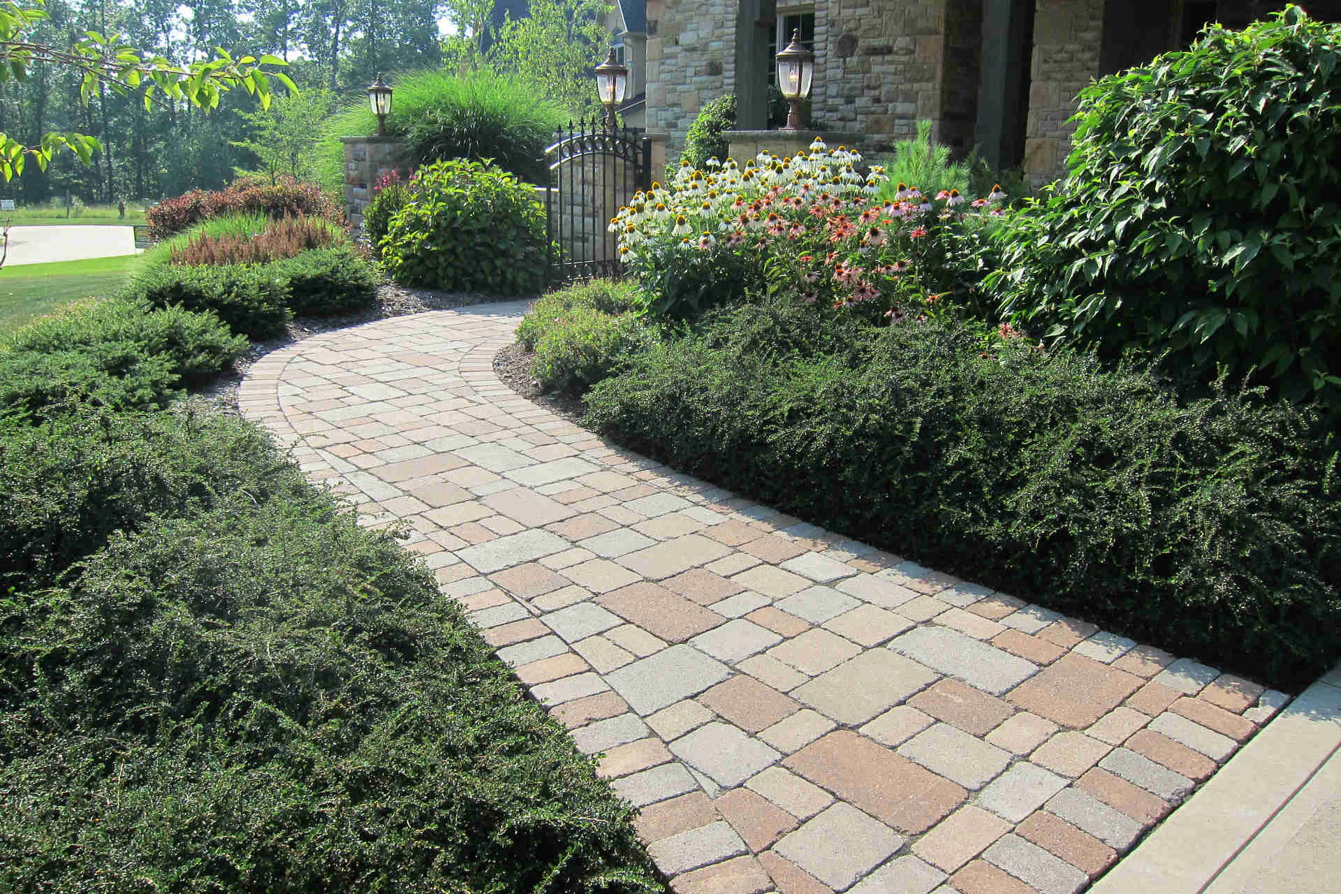 Professional lawn service and landscaping is a click away for Professional garden maintenance